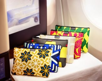 Etihad New LUXE Business Class Amenity Kit