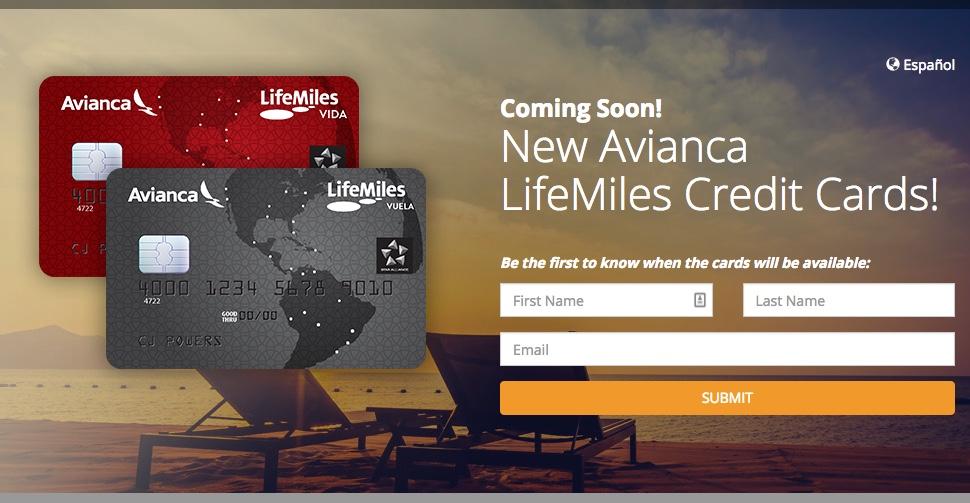 LifeMiles Credit Card Coming Soon