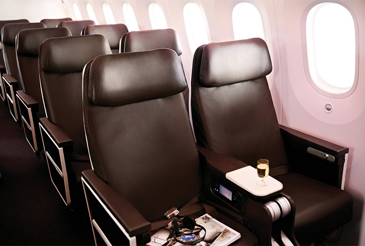 Virgin Atlantic Premium Economy Seat