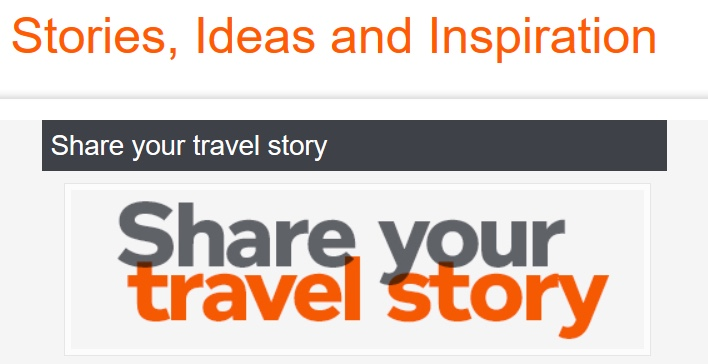 Aeroplan Share your travel story