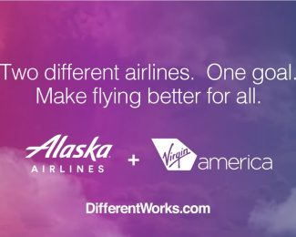 Alaska and Virgin America