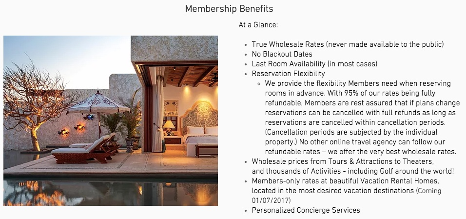 Club 1 Hotels - Membership Benefits