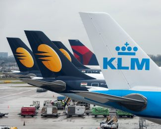 Delta KLM Jet Airways Partnership