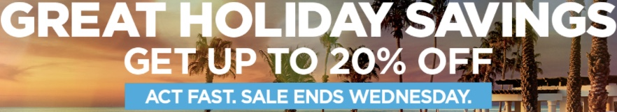 Hilton Flash Sale December 6 2016