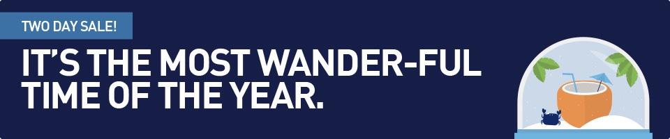 JetBlue Wander-ful Sale