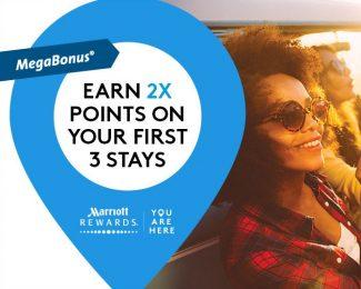 Marriott MegaBonus Q1 2017