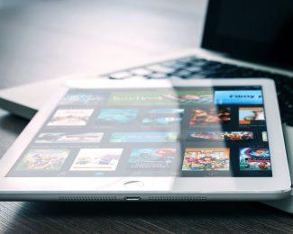 Watch Movie on iPad
