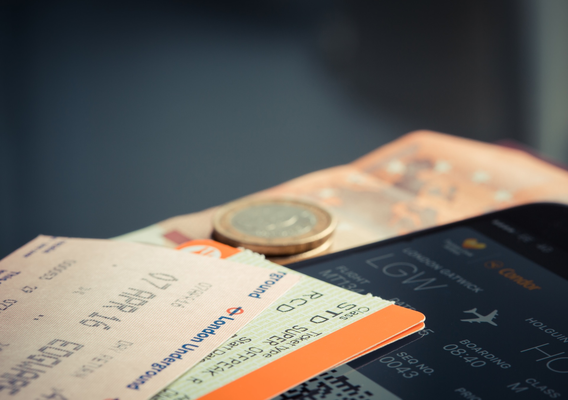 Boarding Pass / Ticket