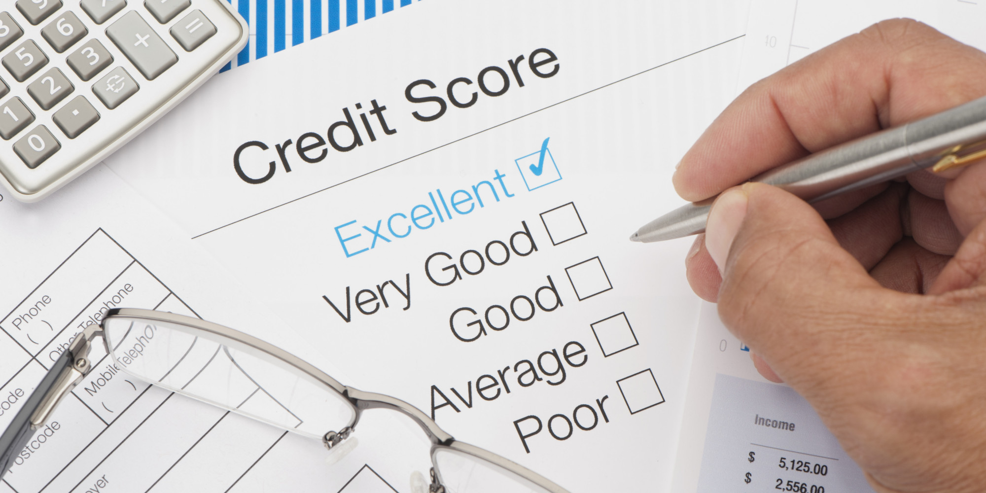 Image result for Here Are 5 Good Habits That Can Help You Get a High Credit Score