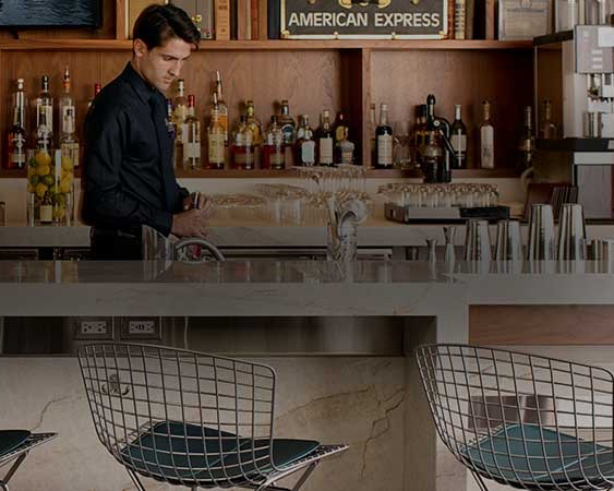American Express Centurion Bar - Featured Image