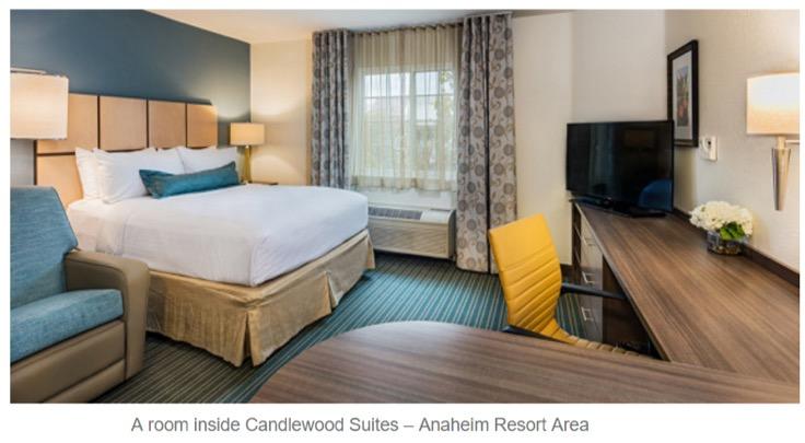 Candlewood Suites Anaheim Resort Area