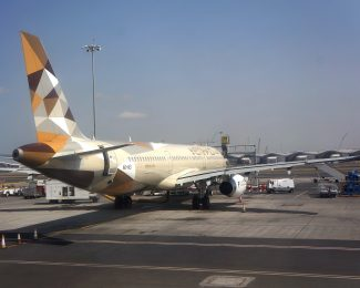 Etihad Aircraft - Featured