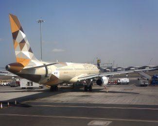 Etihad Aircraft - Featured