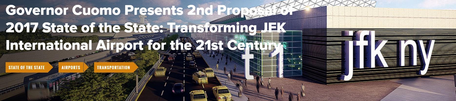 JFK 10 Billion Upgrade