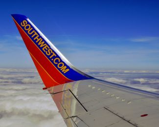 Southwest Airlines 737 Winglet
