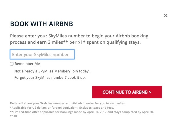Airbnb valid coupons