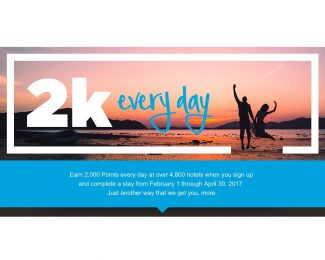 Hilton 2k Every day Promotion
