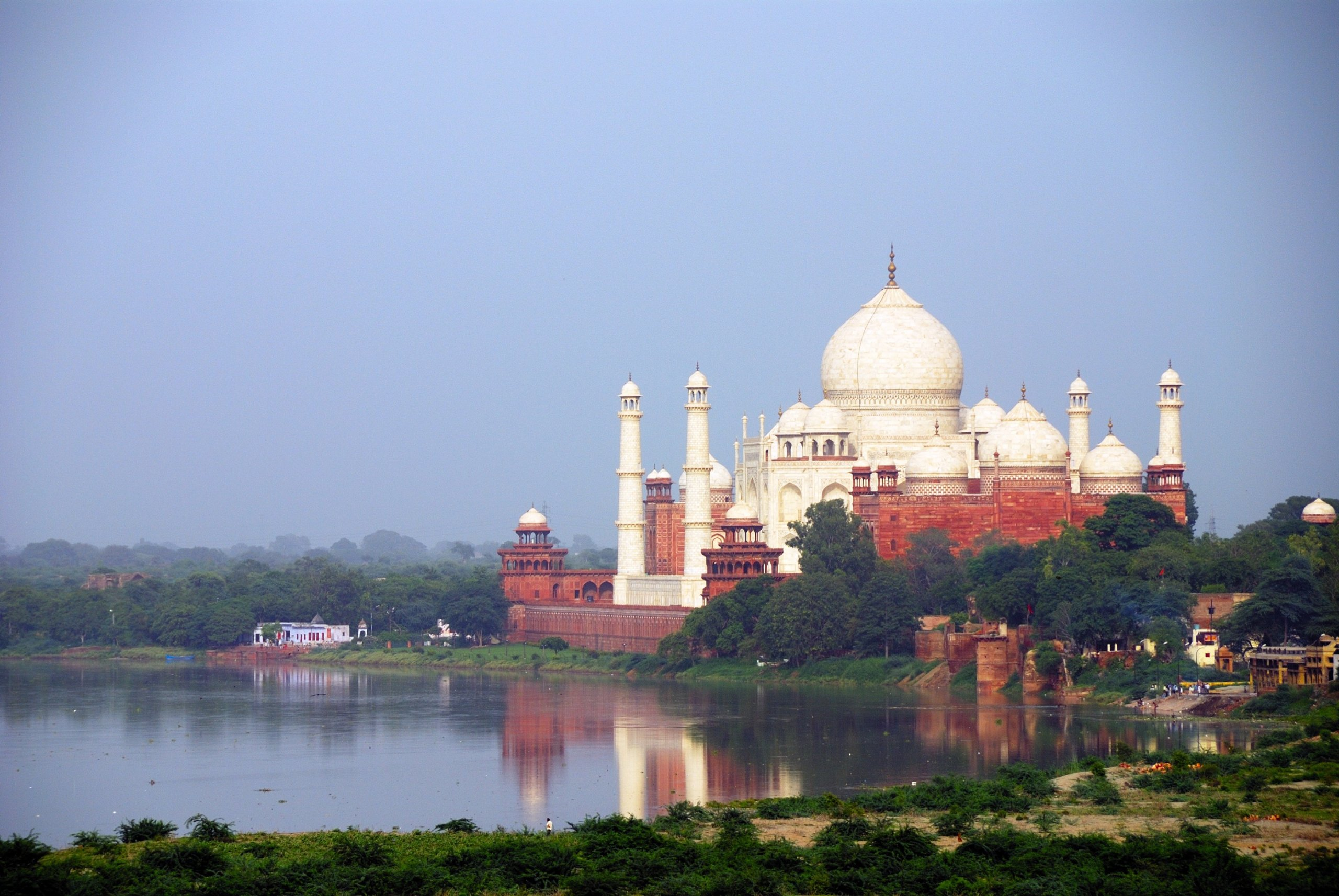 India Agra Tag Mahal