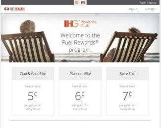IHG & Fuel Rewards