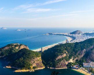 Rio Brazil Coast