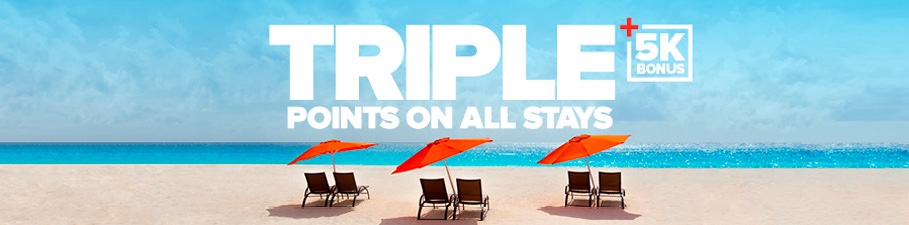 Club Carlson Spring 2017 Triple Points
