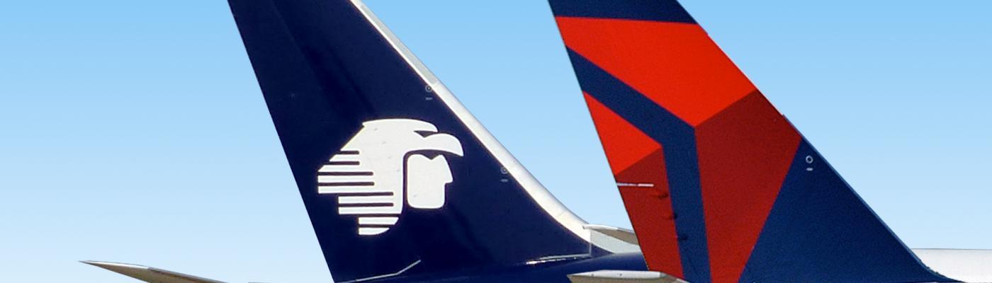 Aeromexico Delta Tails