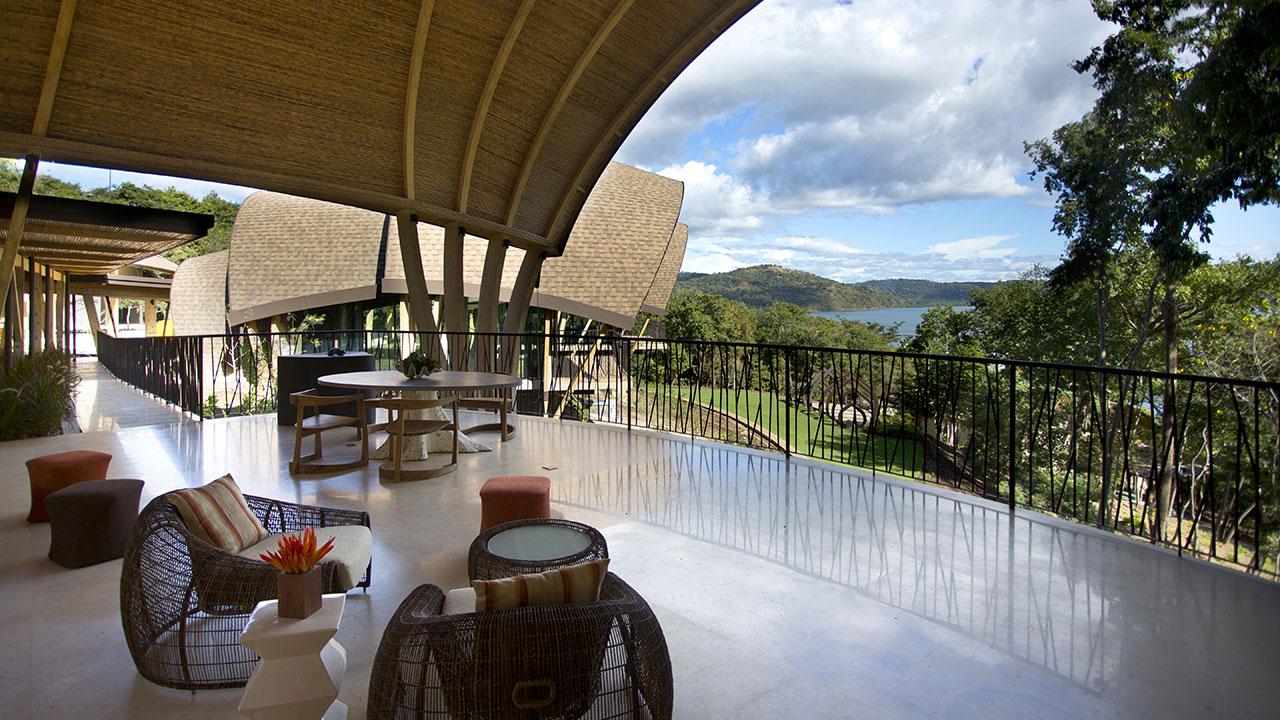 Andaz Peninsula Papagayo Lounge