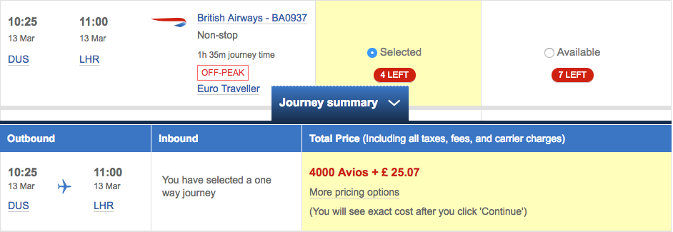 BA-Avios-LHR-DUS-Economy-Class