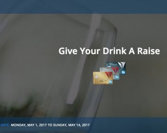 Delta Amex Co Branded Two Free Drinks