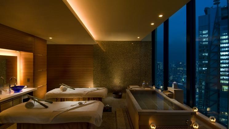 Conrad Tokyo Mizuki Room with a Hinoki Bath