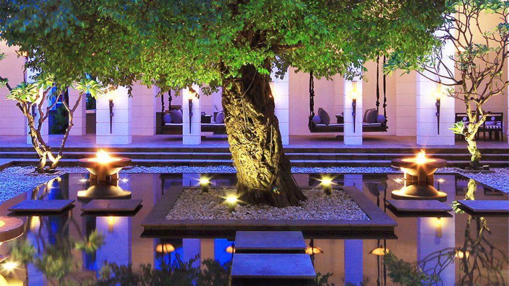 Park Hyatt Siem Reap Banyan Tree Courtyard
