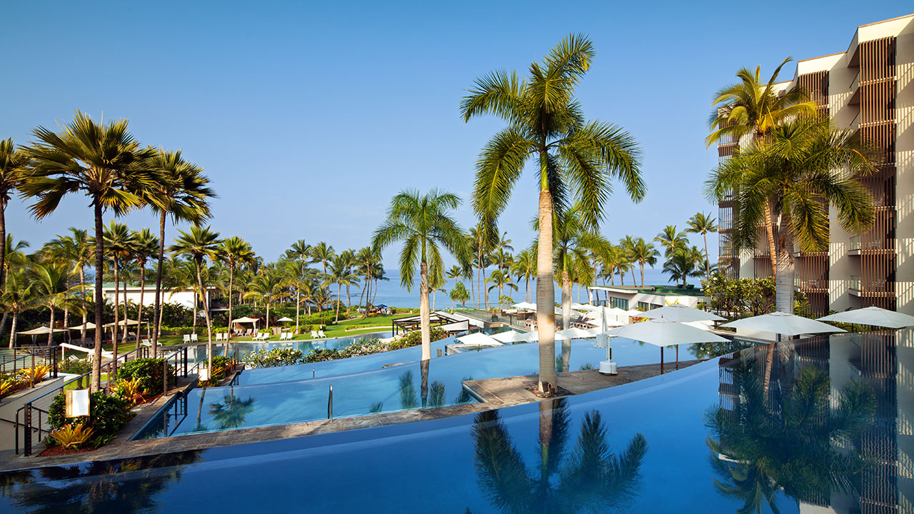 Use your free night certificates at the Andaz Maui