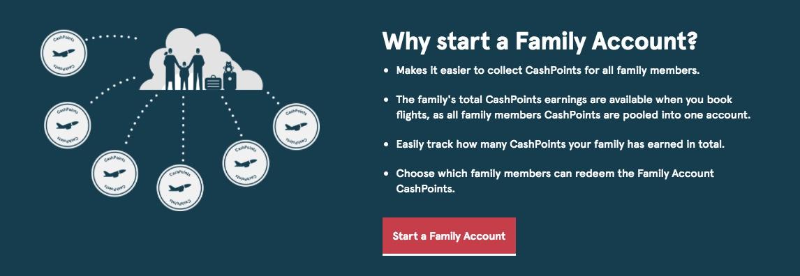Norwegian Family Account