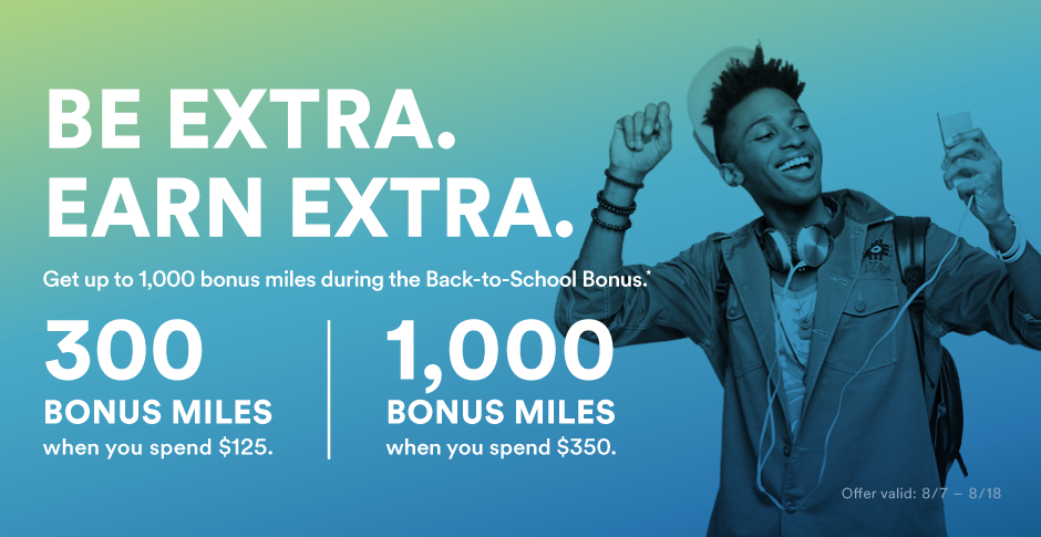 Alaska Airlines Shopping Portal Back to School August 2017