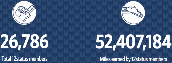 Delta and Seattle Seahawks Bonus Miles 2017 - Total Members