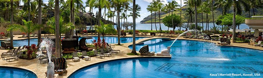Marriott Hotel + Air Kauai