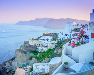 Santorini View - Featured