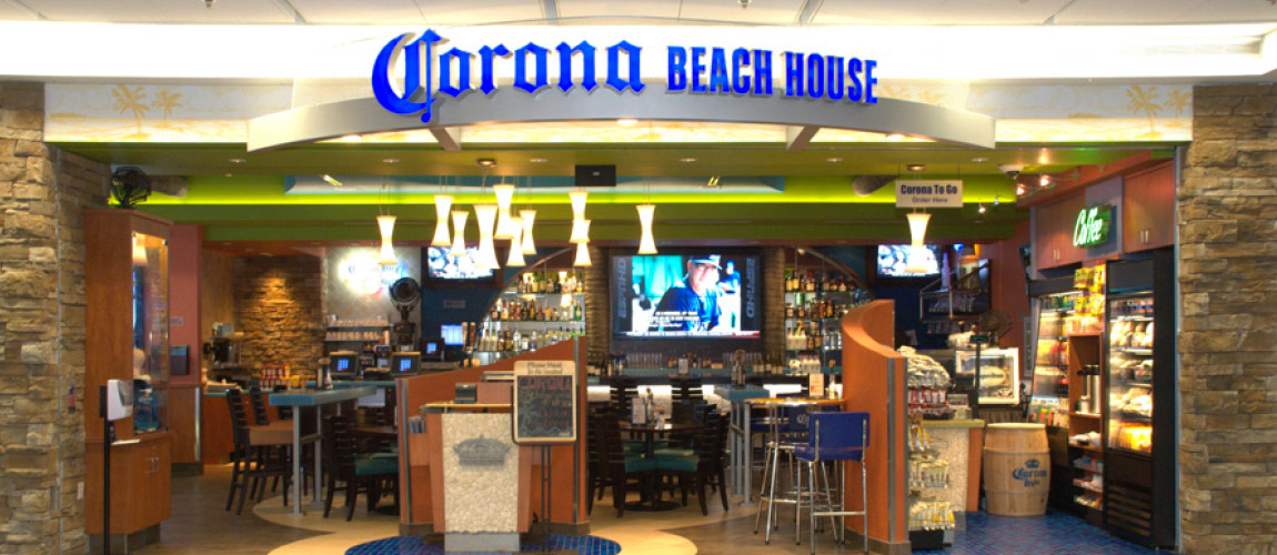 Corona Beach House MIA