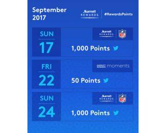 Marriott Rewards Points Twitter September 2017 - Featured
