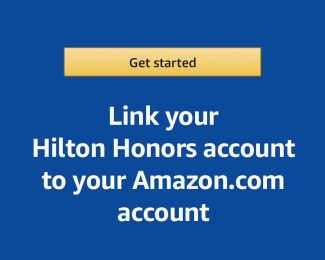 Use Hilton Honors at Amazon - Featured
