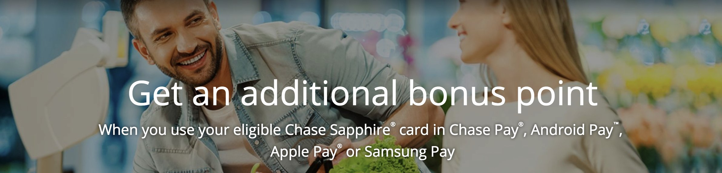 Bonus Ultimate Rewards Sapphire Cards Digital Payments