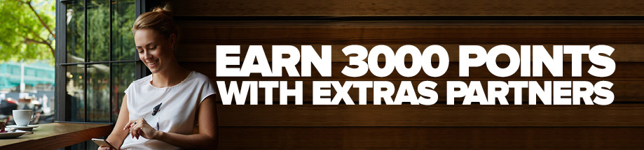 Club Carlson Earn 3000 Points Extras Partners