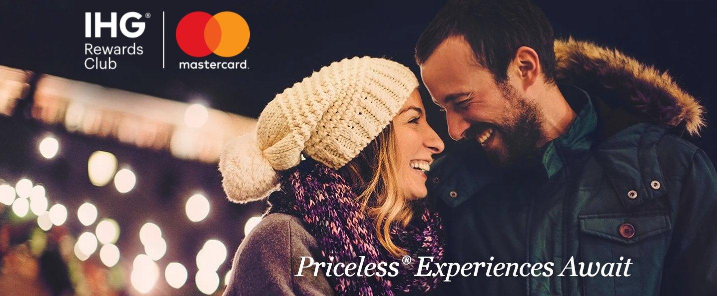 IHG Priceless Experiences Banner