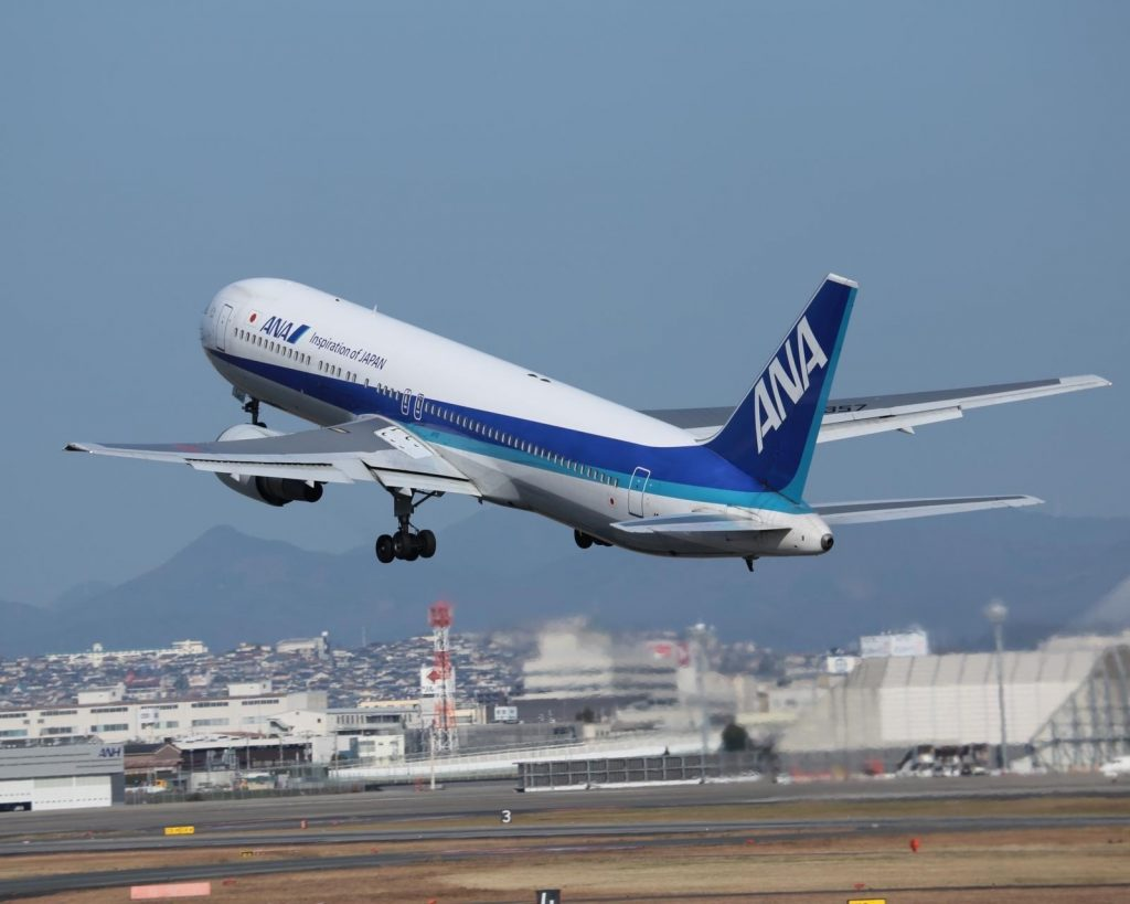 ANA Takeoff Featured