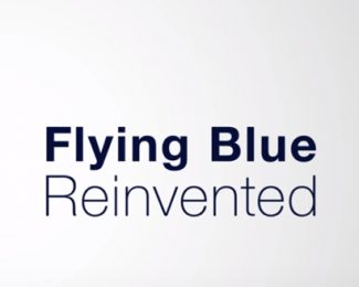 Flying Blue Reinvented - Featured