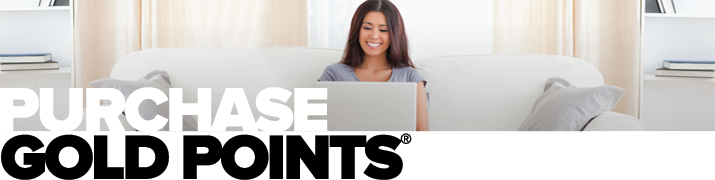 Purchase Gold Points Club Carlson