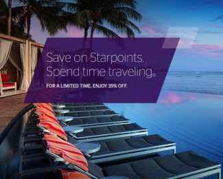 SPG 35 Percent Off Through December 29 2017 - Featured