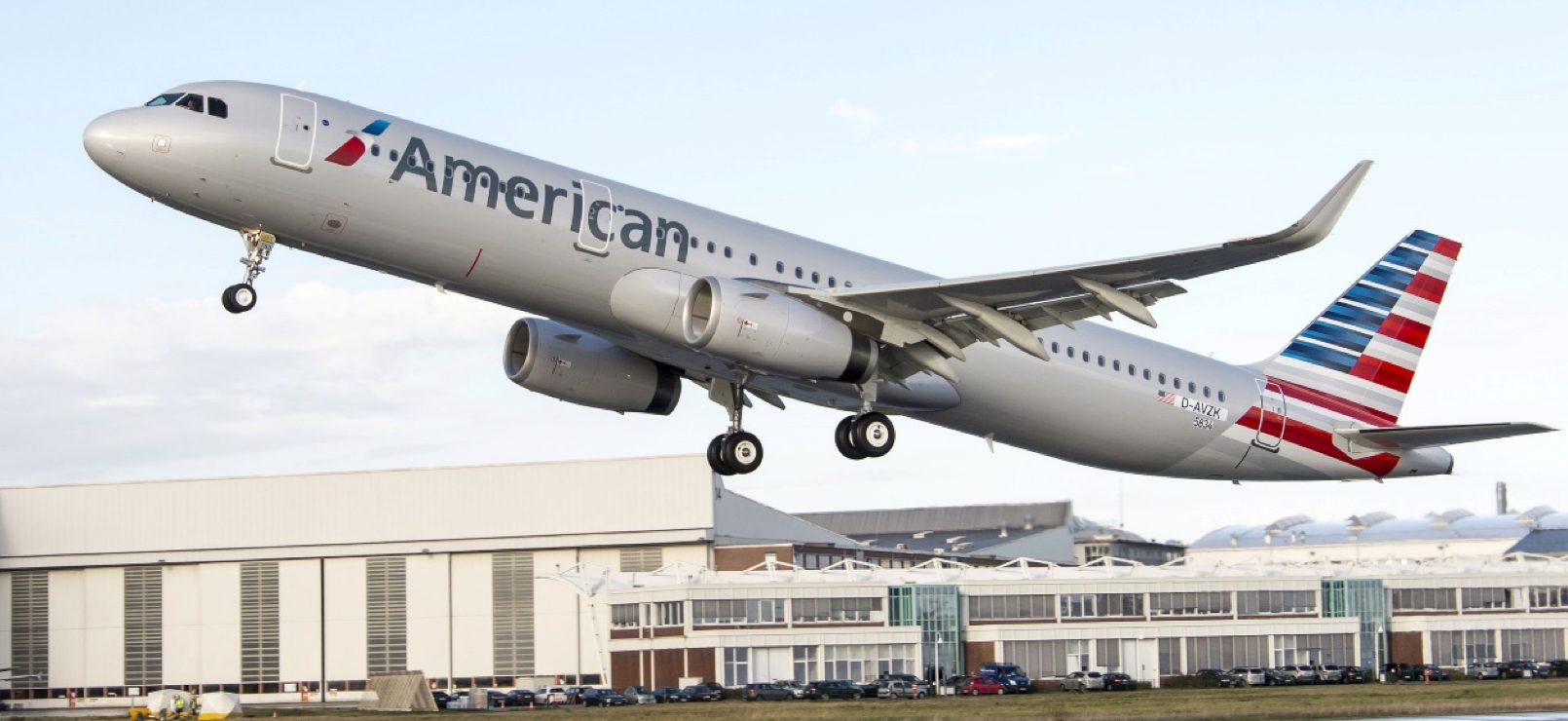 American Airlines Takeoff Featured