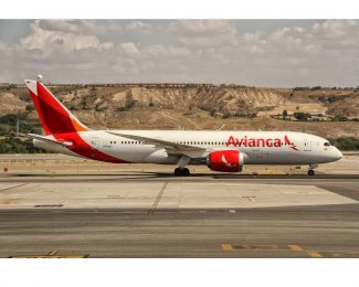 Avianca 787 Featured