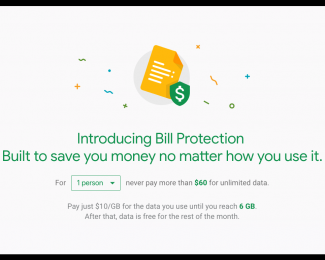 Google Fi Bill Protection - Featured